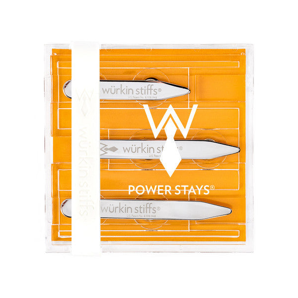 Power Stays, (6) Assorted-Size Lengths