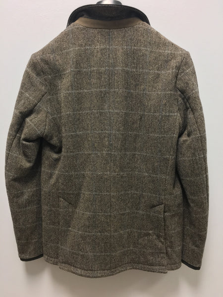Stenzel Herringbone Wool Jacket