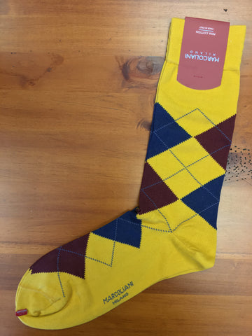 Argyle Yellow