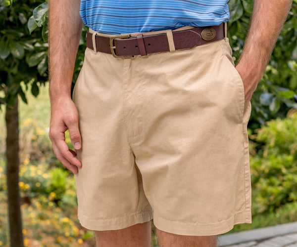 "Windward Summer 6"" Short Khaki"