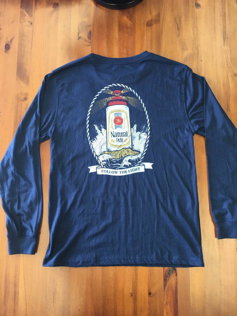 Natty Light House Long Sleeve