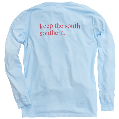 Keep the South Southern (Chambray)
