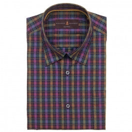 Anderson Purple Plaid