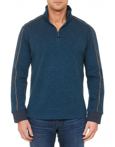 Comstock Knit Pullover - Dark Teal