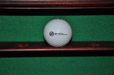 Buick Scramble Golf Logo Ball. Excellent Condition. Nike.