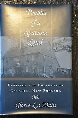 Peoples of a Spacious Land: Families and Cultures in Co