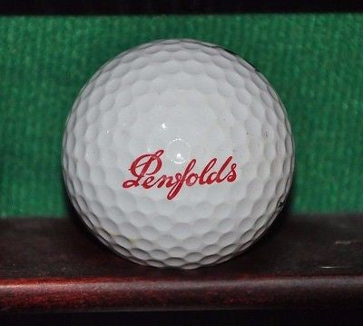 Penfold's Winery Australia Logo Golf Ball. Nike. Makers of Grange