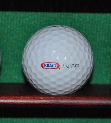 Kraft Nabisco Championship Pro-Am logo golf ball. Nike Excellent Condition