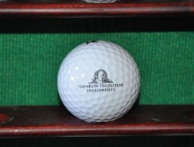 Franklin Templeton Investments Logo gold ball. Nike.