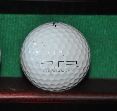 Sony PSP Play Station Portable Logo Golf Ball Titleist Pro V1