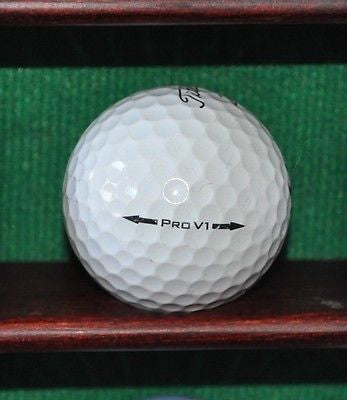 F A 18 Super Hornet logo golf ball. Titleist Pro V1