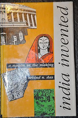 India Invented : A Nation-in-the Making by Arvind N. Das (1994, Hardcover)