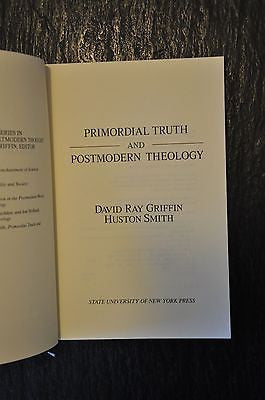 Primordial Truth and Postmodern Theology (Suny Series in Constructiv