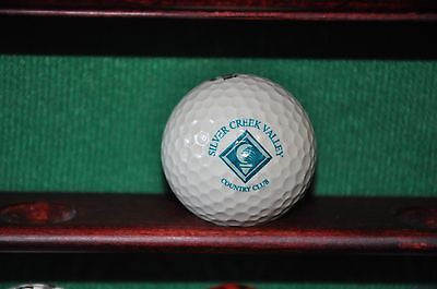 Vintage Silver Creek Valley Country Club Logo Golf Ball