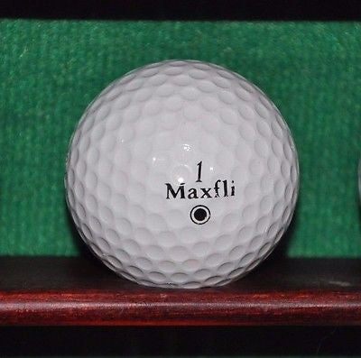 Maxfli Gold Max golf ball