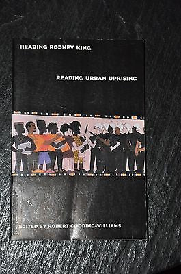 Reading Rodney King - Reading Urban Uprising (1993, Paperback)