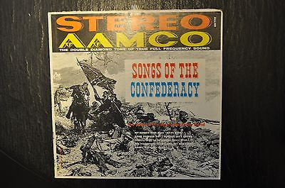 Songs of the Confederacy. LP. Rare.