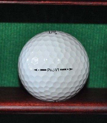 San Jose State University SJSU Spartans logo golf ball. Titleist Pro V1