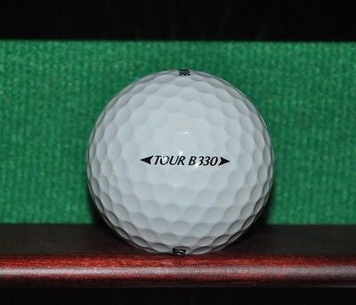 Northrop Grumman Logo Golf Ball. Excellent Condition. Bridgestone B330.