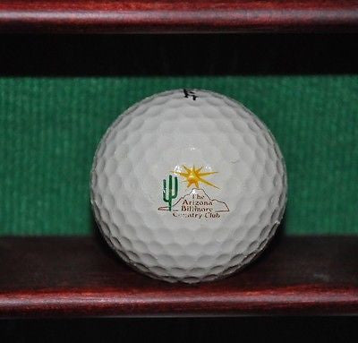 Vintage Arizona Biltmore Country Club golf ball. Titleist Tour 100