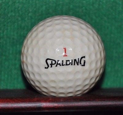 Vintage Hawaii Country Club logo golf ball.