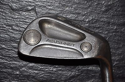 Vintage Titleist Acushnet Tungsten Pitching Wedge.
