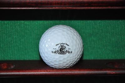 MGM Metro Goldwyn Mayer Logo Golf Ball. Titleist.