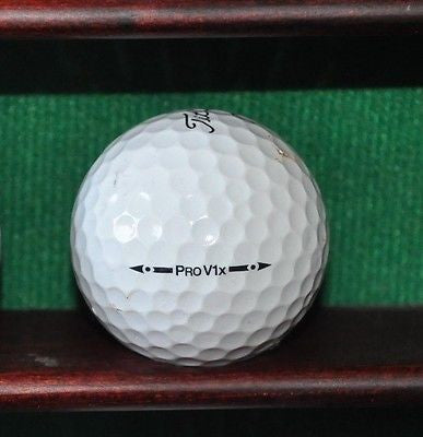 Clay Walker Charity Classic logo golf ball Pebble Beach. Titleist Pro V1
