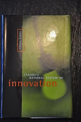 Canada's National System of Innovation, Jorge Niosi, Andre Manseau,