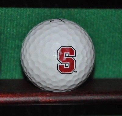 Stanford University logo golf ball. Nike.
