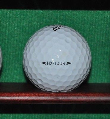 Jefferies Investments logo golf ball. Callaway Tour