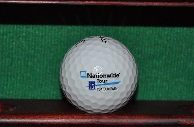 Nationwide Tour logo golf ball. Titleist.