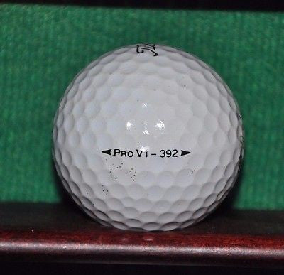 Ryder Cup 2005 Toyota Invitational logo golf ball. Titleist Pro V1