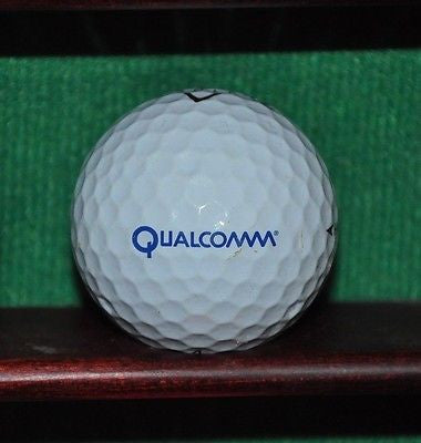 Qualcomm Corporation Mirasol. Callaway Tour.