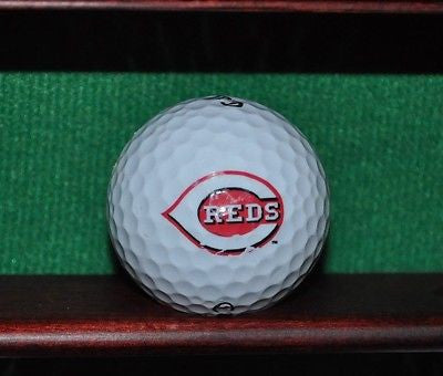 Cincinnati Reds Logo Golf Ball. Callaway.