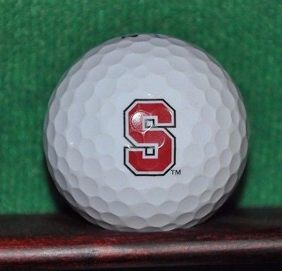 Stanford University Athletics logo golf ball. Nike. Excellent Condition
