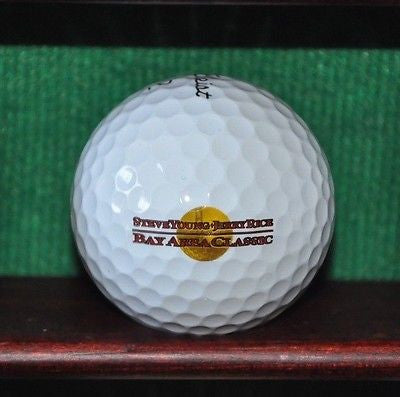 Steve Young Jerry Rice Bay Area Classic logo golf ball Titleist Pro V1 Excellent