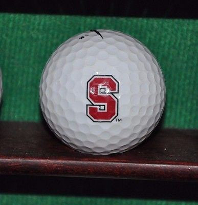 Stanford University logo golf ball. Nike. Excellent Condition