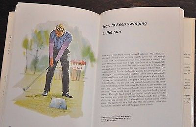 My 55 Ways To Lower Your Golf Score 1964 by Jack Nicklaus First Ed. 4th Printing