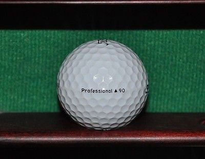 CBS Sports President Sean McManus Personal Golf ball. Titleist Professional 90