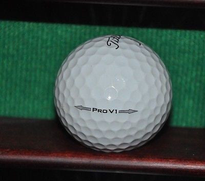 Hagemeyer North America logo golf ball Titleist Pro V1 Excellent Condition.