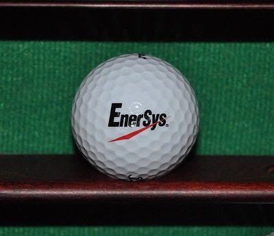 Enersys Corporation Logo Golf Ball. Titleist. Excellent.