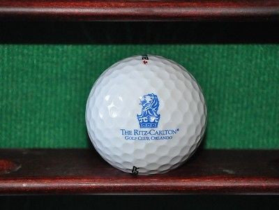 The Ritz Carlton Golf Club Orlando Logo Golf Ball. TaylorMade.