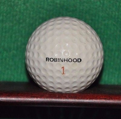 Vintage Robinhood Golf Ball. British Ball size.