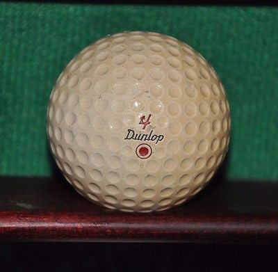 Vintage Maxfli Dunlop Golf Ball.