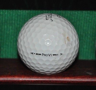 Eastward Ho Country Club Massachusetts logo golf ball. Titleist Pro V1