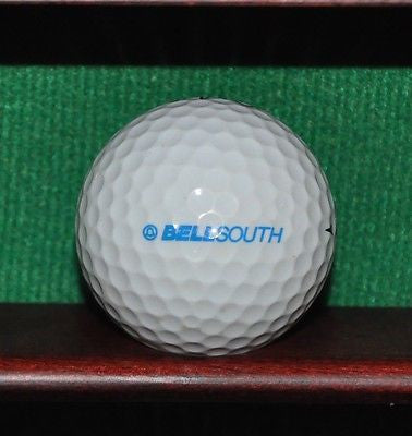 BellSouth Logo Golf Ball. Titleist NXT Tour. Excellent.