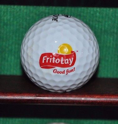 Frito Lay Company logo golf ball.