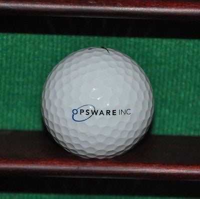Opsware Incorporated logo golf ball. Nike.