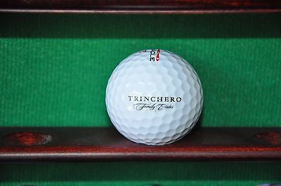 Trenchero Family Estates WInery Logo Golf Ball.